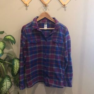 Patagonia flannel. Size 12, large